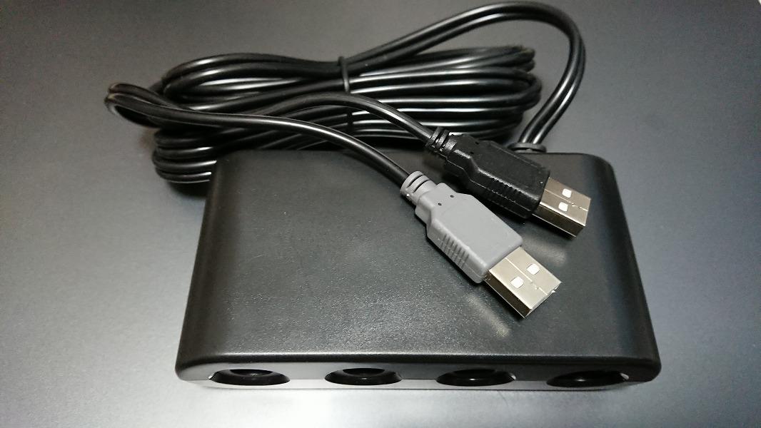 GCコン接続タップ